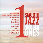 Various Artists: Smooth Jazz Number Ones [Concord]