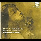 Bruckner: Symphony no 5 / Herreweghe, et al