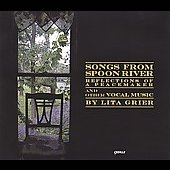 Grier: Songs from Spoon River