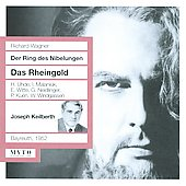 Wagner: Das Rheingold / Joseph Keilberth, et al