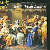 Bach: Violin Concertos