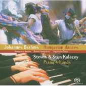 Brahms: Hungarian Dances (Hybrid SACD)