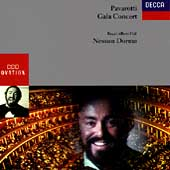 Gala Concert at the Royal Albert Hall / Luciano Pavarotti
