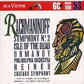 Basic 100 Vol 53 - Rachmaninoff: Symphony no 2, etc