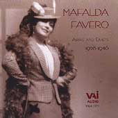 Mafalda Favero - Arias and Duets