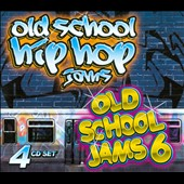 Various Artists: Old School Hip Hop Jams/Old School Jams, Vol. 6 [Box]