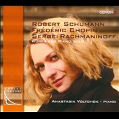 Schumann, Chopin, Rachmaninov: Works for Piano Solo