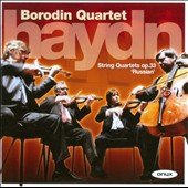 Haydn: String Quartets, Op. 33 'Russian' / Borodin Quartet