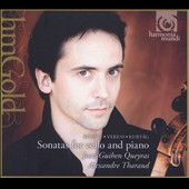 Kodály, Kurtág, Veress: Sonatas for Cello and Piano / Jean-Guihen Queyras, cello; Alexandre Tharaud, piano
