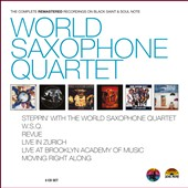 World Saxophone Quartet: The Complete Remastered Recordings On Black Saint & Soul Note [Box] *