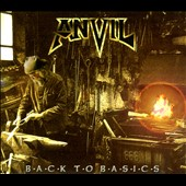 Anvil: Back to Basics [Digipak]