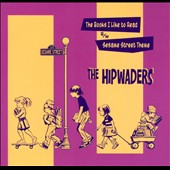 The Hipwaders: The  Books I Like To Read/Sesame Street Theme [Single]