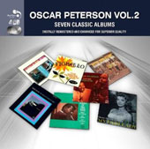 Oscar Peterson: 7 Classic Albums, Vol. 2