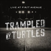 Trampled by Turtles: Live at First Avenue [Digipak] *
