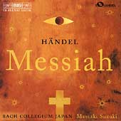Händel: Messiah / Suzuki, Bach Collegium Japan
