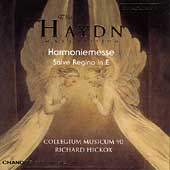 Haydn: Harmoniemesse, Salve Regina / Hickox, Argenta, et al