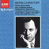 Italian Opera Arias / Boris Christoff