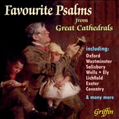 20 Favourite Psalms from Great Cathedrals