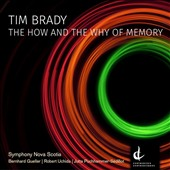 Tim Brady (b.1956): Symphony No. 4 'The How and the Why of Memory'; Violin Concerto 'Requiem 21.5'; Viola Concerto / Jutta Puchhammer-Sédillot, viola; Robert Uchida, violin (live)