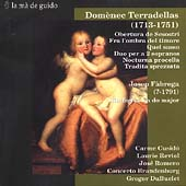 Terradellas: Obertura de Sesostri, etc / DuBuclet, et al