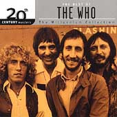 The Who: 20th Century Masters - The Millennium Collection: The Best of The Who