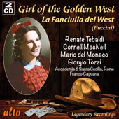 Puccini: Girl of the Golden West - La Fanciulla del West