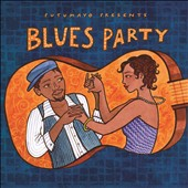 Various Artists: Blues Party [Digipak]
