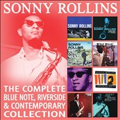 Sonny Rollins: The Complete Blue Note, Riverside & Contemporary Collection [Box] *
