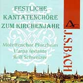 J.S. Bach: Festliche Kantatench&#246;re zum Kirchenjahr