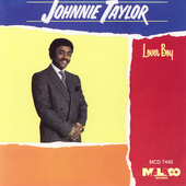 Johnnie Taylor: Lover Boy