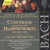 Edition Bachakademie Vol 130 - Harpsichord Concertos IV