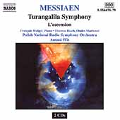Messiaen: Turangalîla Symphony, etc / Wit, Weigel, et al