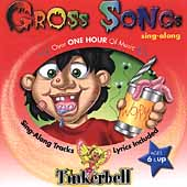 Peter Pan's Pixie Players: Gross Songs