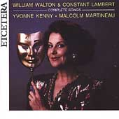 Walton, Lambert: Complete Songs / Kenny, Malcolm