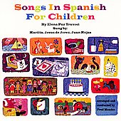 Martita Rojas: Songs in Spanish for Children