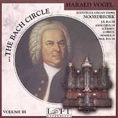 Organeum - The Bach Circle Vol 3 / Harald Vogel
