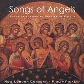 Songs of Angels - de Coincy / Pickett, New London Consort