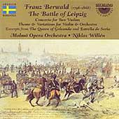 Berwald: The Battle of Leipzig, etc / Willen, Lorstad, et al
