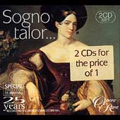 Sogno talor... Special Collection Celebrating 25 Years