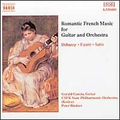 Romantic French Music for Guitar and Orchestra / Garcia