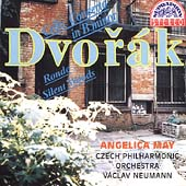 Dvorák: Cello Concerto, etc / May, Neumann, Czech PO