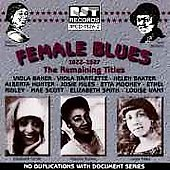 Various Artists: Female Blues: The Remaining Titles