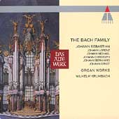 The Bach Family: Organ Works / Wilhelm Krumbach