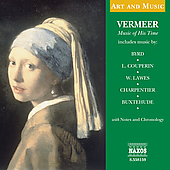 Art and Music - Vermeer - Music of His Time
