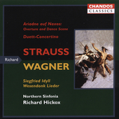 Classics - Wagner, Strauss / Richard Hickox, Jard van Nes, et al