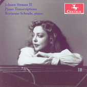 Johann Strauss II - Piano Transcriptions / Schrade