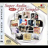 Super Audio CD Sampler Vol 2