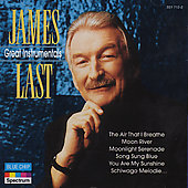 James Last: Great Instrumentals