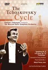 Tchaikovsky Cycle Vol. 6: Symphony no. 6, Fedoseyev/Moscow Radio SO [DVD]