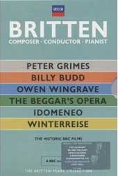 The Britten-Pears Collection [6 DVD]